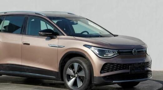 Storebroren til VW ID.4 skal vises i Shanghai neste uke