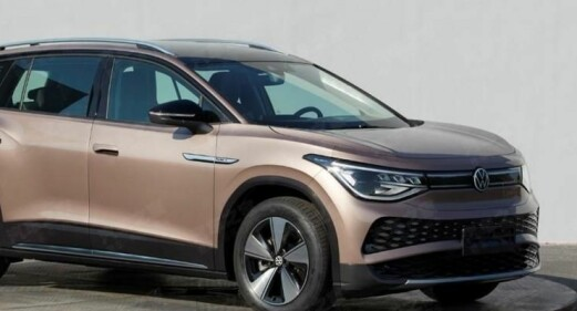 Storebroren til VW ID.4 skal vises i Shanghai