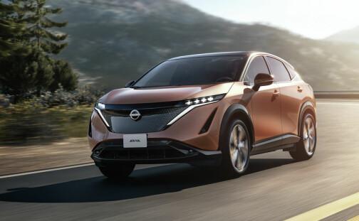 Nissans nye el-SUV blir ytterligere forsinket