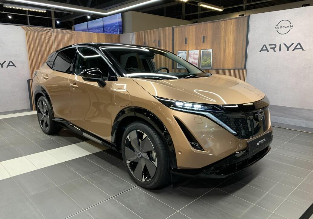 Alt du vil vite om Nissan Ariya