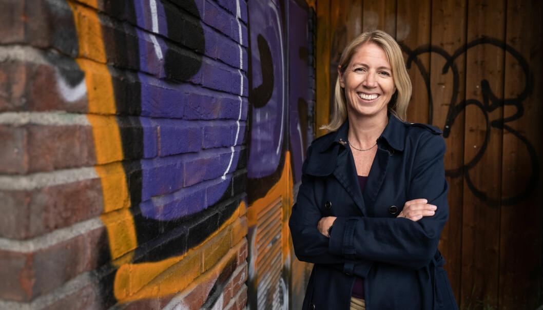 ADVARER: Mina Gerhardsen, generalsekretær i Nasjonalforeningen for folkehelsen
