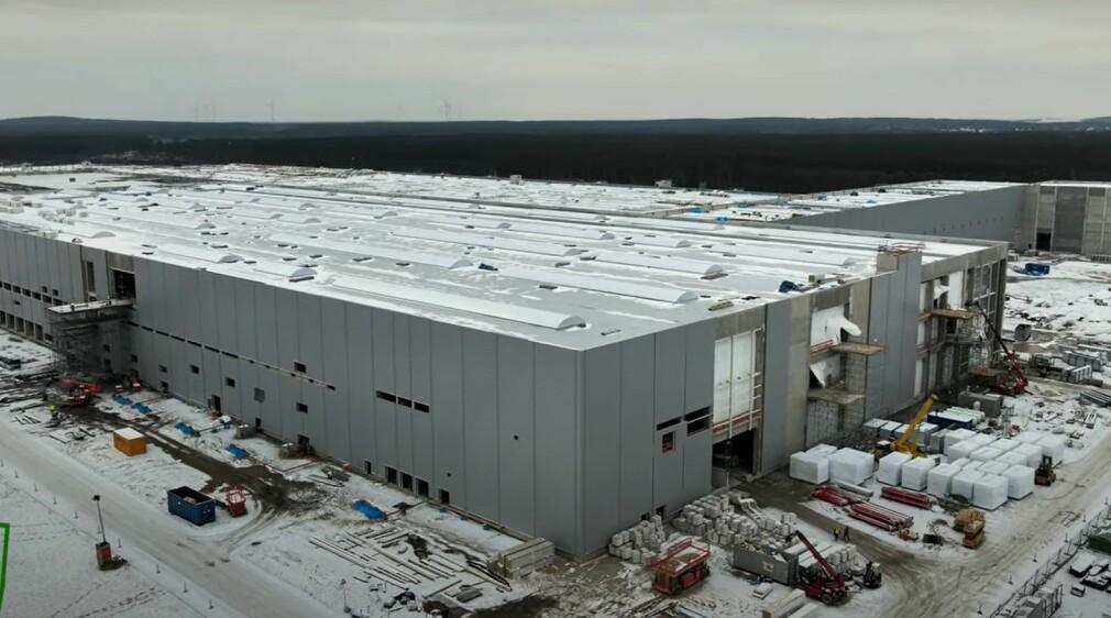 Teslas tyske planer blir ikke forsinket