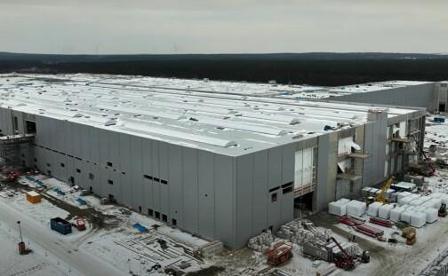 «Teslas Berlin-fabrikk er kraftig forsinket»