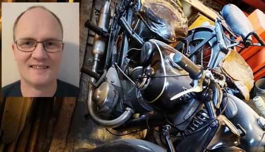 – Motorsykkelen forveksles med Bergensdrosjene