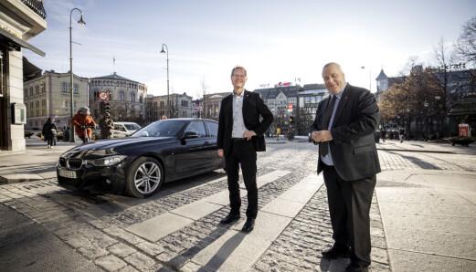 Frp-ere foreslår 120 km/t på de bredeste veiene