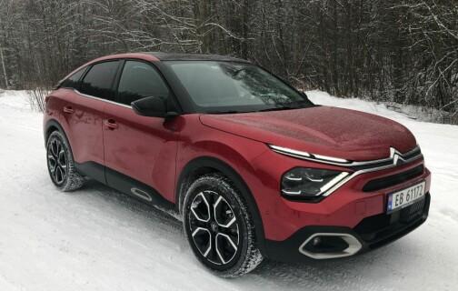 Elektrisk Citroën med historisk mange poeng