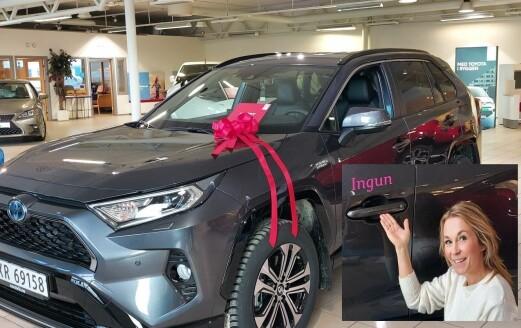 Her er gavene du får som takk for kjøp av ny bil