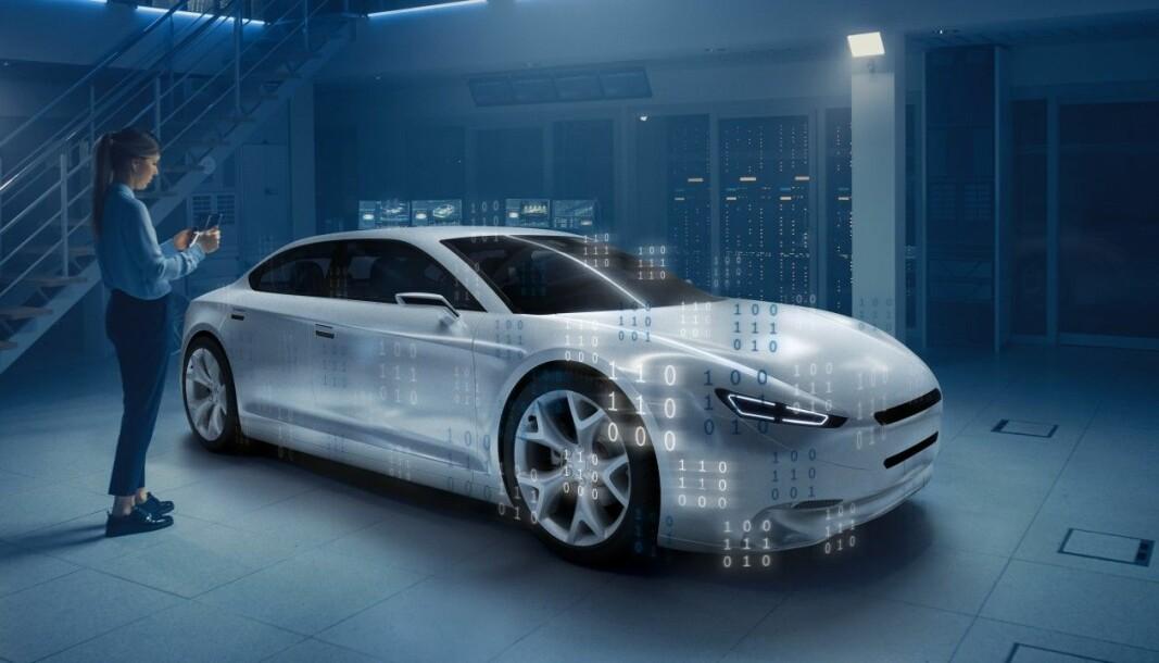 KJEMPE-ALLIANSE: Programvare fra Bosch og skyløsninger fra Microsoft blir en av motorene i fremtidens bilutvikling.