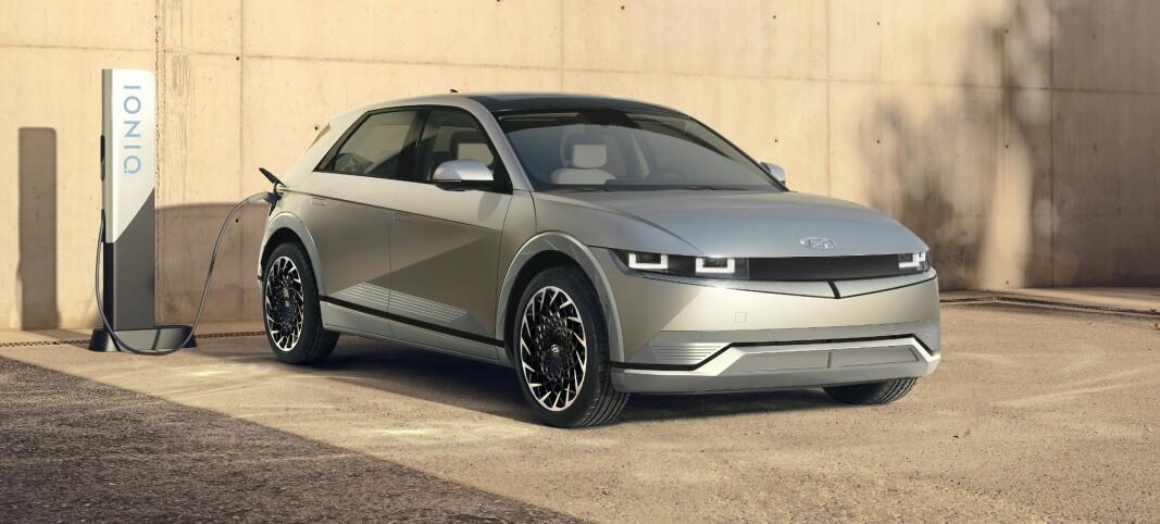 Hyundai lanserer «fremtidens elbil»