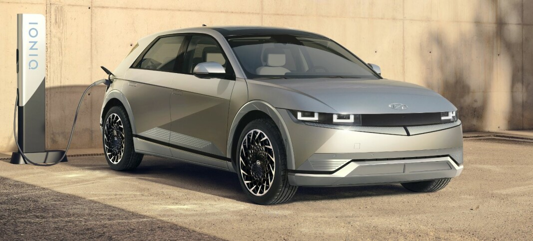 Hyundai tar en halv million for «fremtidens elbil»