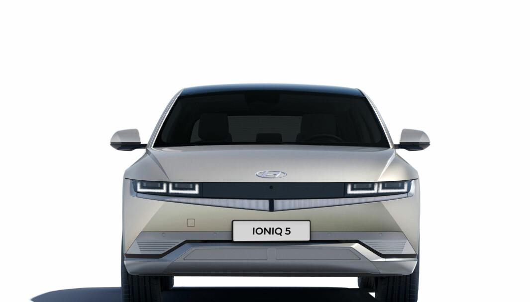 NYE TIDER: Ioniq 5 er den første i en serie nye elbiler fra Hyundai.