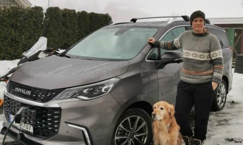 Problemer i fleng på ny kinesisk elbil