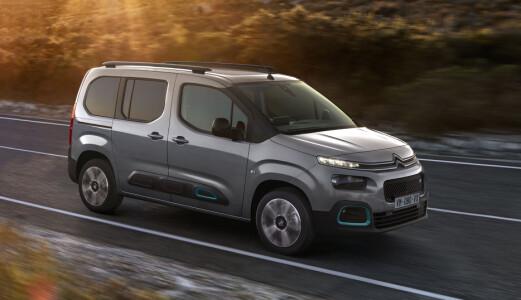 Nå er det elbil-bonanza for storfamiliene