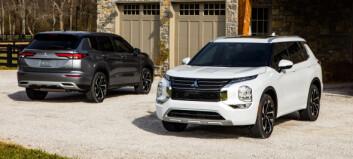 Rykteflom om comeback for Mitsubishi Outlander
