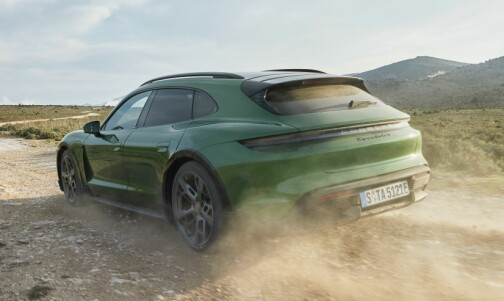Nå er den elektriske «hytte-Porschen» i salg
