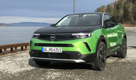 En Opel du er nødt til å mene noe om