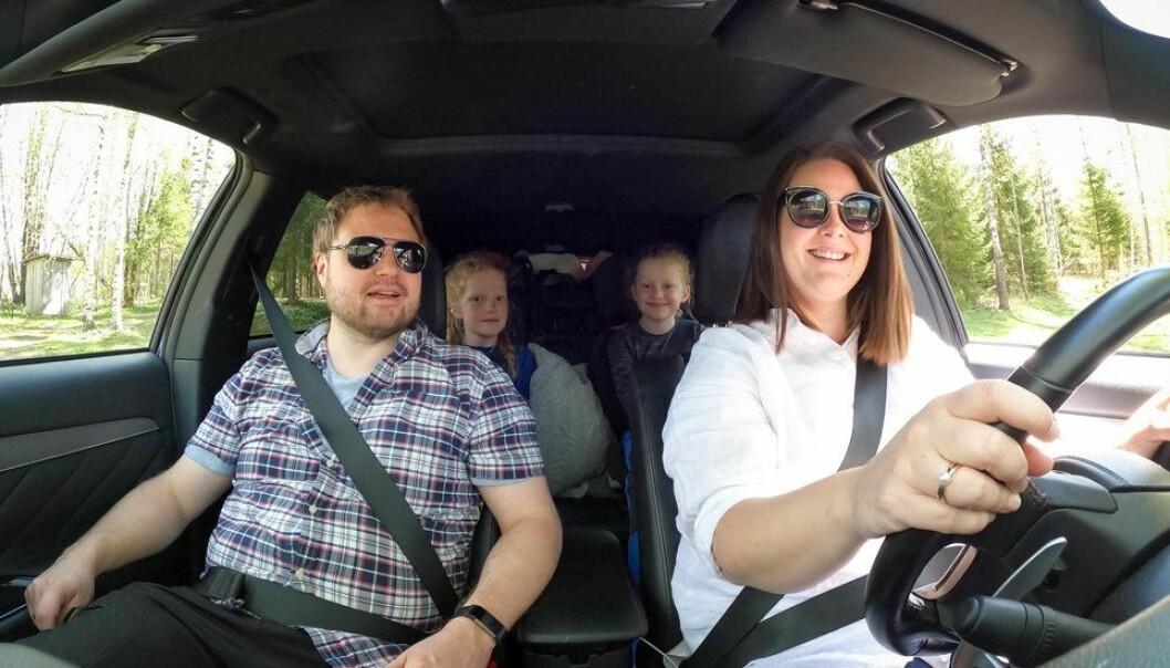 ULIKE FERDIGHETER? NAF har bedt 966 sjåfører vurdere egne ferdigheter. Flere menn tror de kjører svært godt.