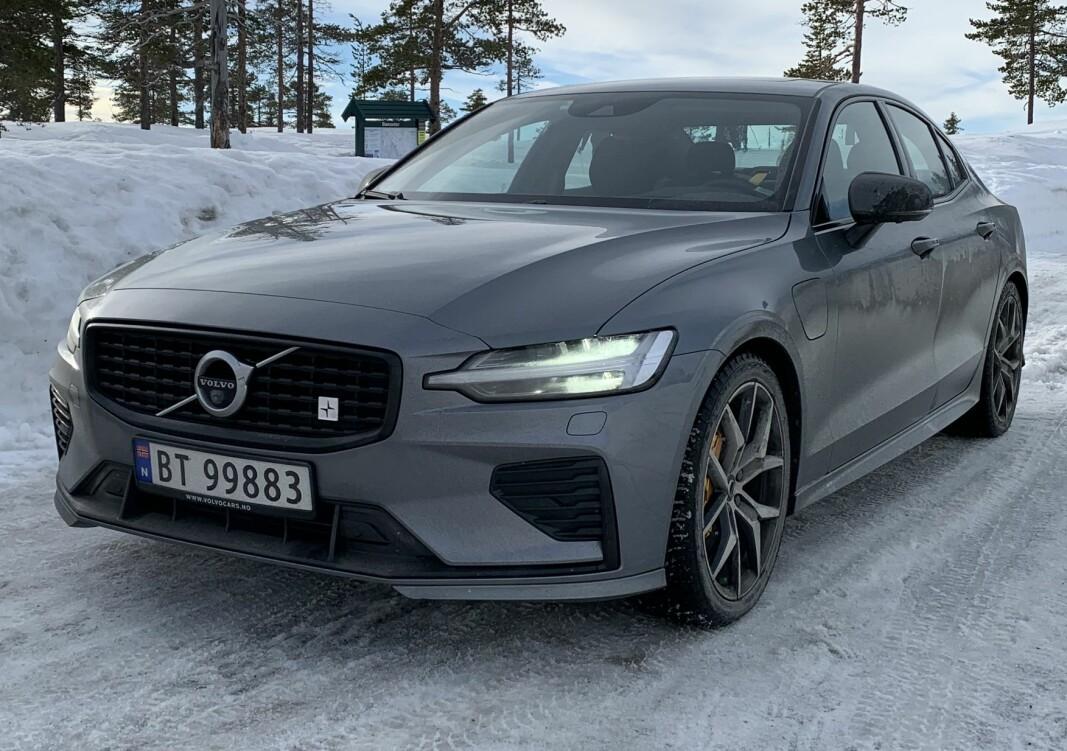 IKKE SINT, MEN BESTEMT: Volvos tolkning av sportslighet følger logikken som ligger under merkes filosofi: Ingenting bør overdrives.