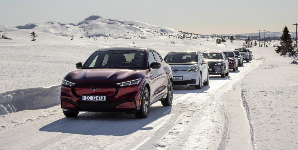 NAF kritiserer bilbransjen for dårlig elbil-informasjon