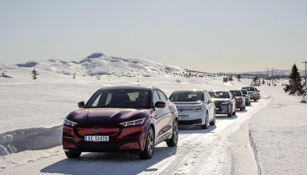 Далеко ли уедет электромобиль зимой?