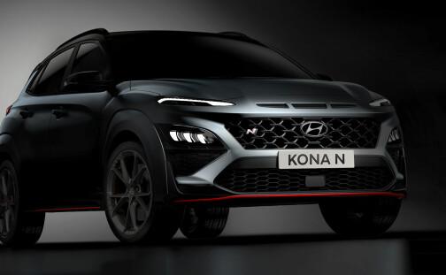 Her er Kona-modellen som drikker bensin