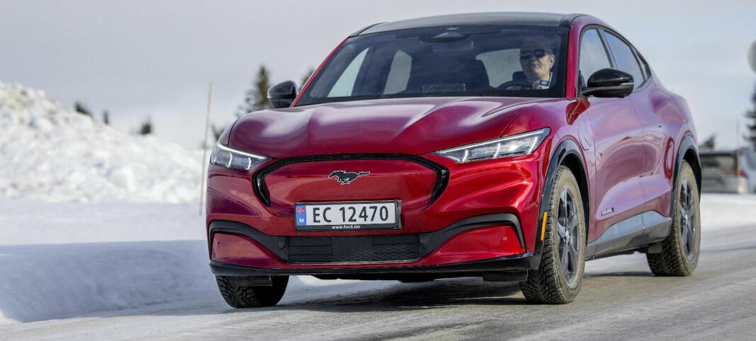 Fords «norgesbil» takler vinteren bra