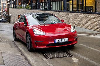 Nedslående for Tesla om selvkjørende biler