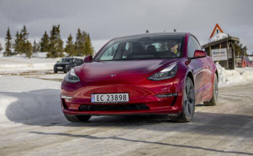 Rekordtall for Tesla i første kvartal