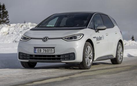 Setter ned prisen på VW ID.3 etter valutaendringer