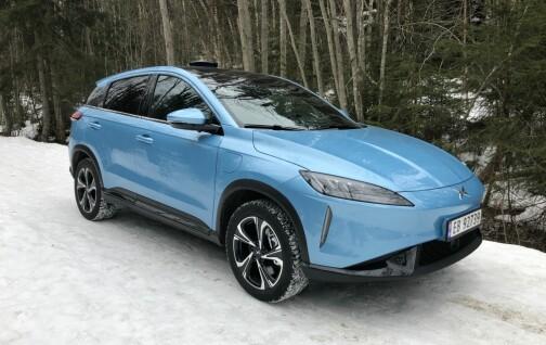 Det vil komme bedre elbiler enn dette fra kineserne