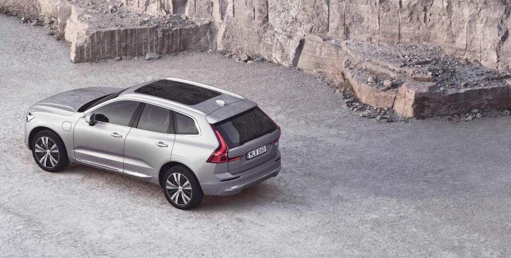 Volvo fornyer bestselgeren XC60