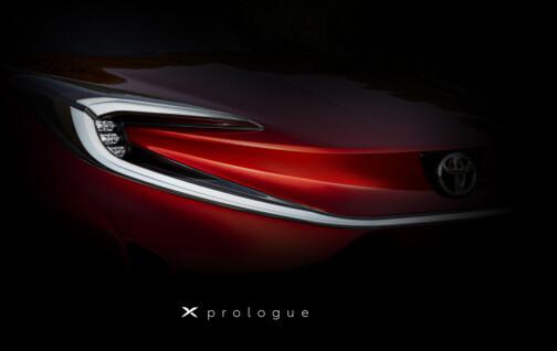 Dette er Toyotas nye elbil