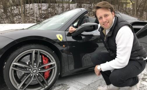 «Porsche blir for dagligdags, sammenlignet med Ferrari»