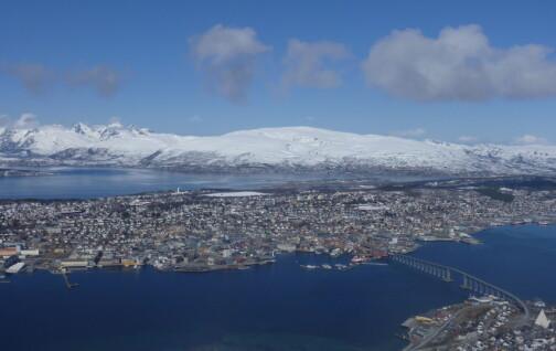 Forbereder Tromsø på 4,3 milliarder i bompenger