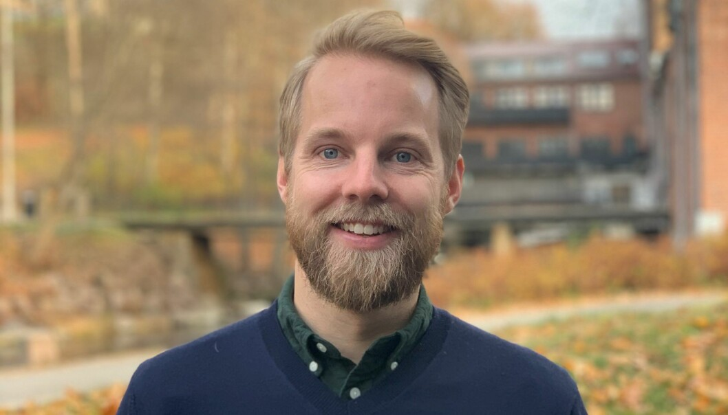 """<span class="""" font-weight-bold"""" data-lab-font_weight_desktop=""""font-weight-bold"""">FIKK PENGER</span>: Fredrik Kervel fikk tilbake 1400 kroner."""