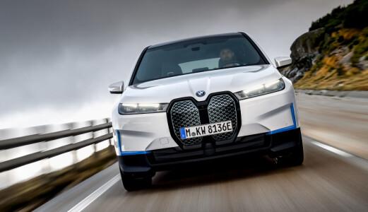 Her kommer BMWs egentlige e-tron-konkurrent