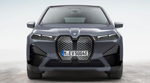 BMW varsler satsing på faststoffbatterier