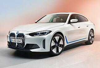 Foreløpig taust om prisen på BMWs Tesla-utfordrer