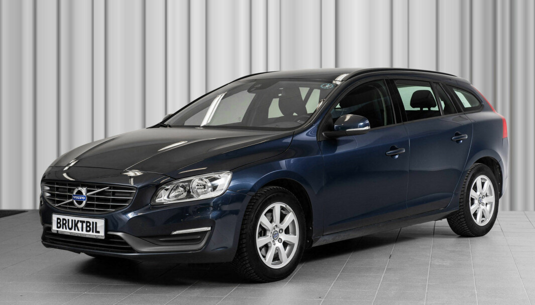 BRUKTBIL UTEN ON CALL: Nå legges denne bilen ut igjen, til en betydelig lavere pris.