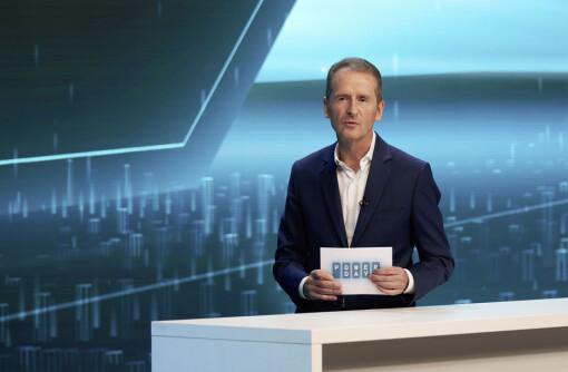 Brutalt nei til hydrogen fra Volkswagens toppsjef