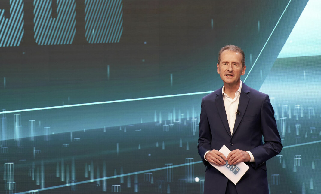 Volkswagens plan for å slå Tesla er klar