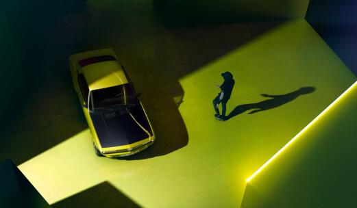 Opel-ikonet blir helelektrisk