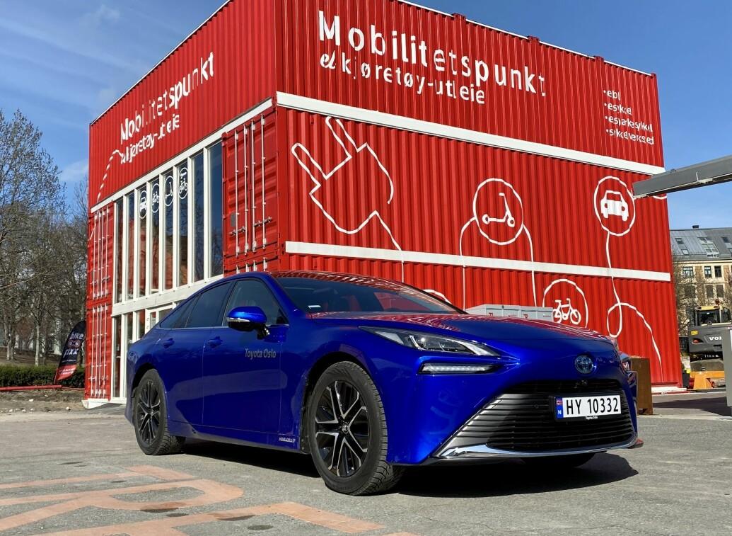 Vi har testet bilen Toyota ikke vil du skal kjøpe