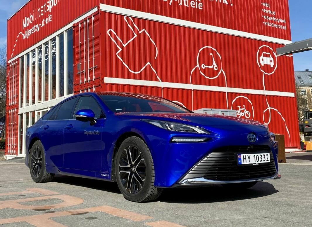 Vi har testet bilen Toyota vil du ikke skal kjøpe