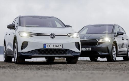 VW tilbake på salgstoppen med ID.4