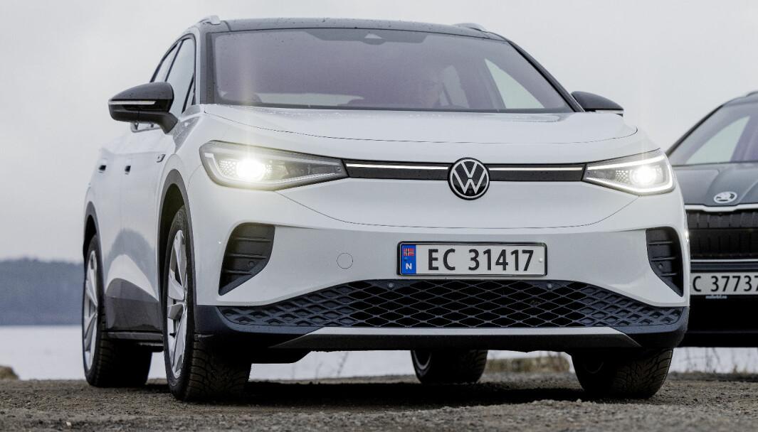 VERDENSTOPPEN: VW ID.4 er kåret til årets bil.