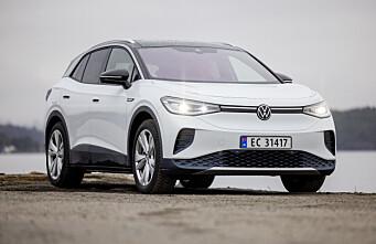 Volkswagen må utsette leveringer av ID.4