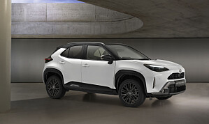 Toyota lanserer RAV4-lillebror