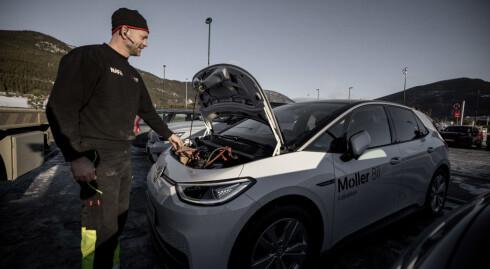 Kan få slutt på problemene med flatt startbatteri