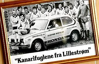 Vi var europamestere i å handle Honda